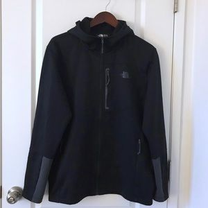 Men's North Face Canyonlands Hoodie Size XL Black
